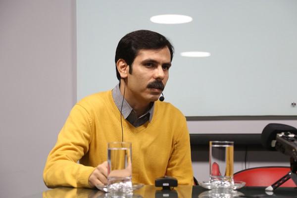 دیدار و گفتگو با سیدوحید حسینی