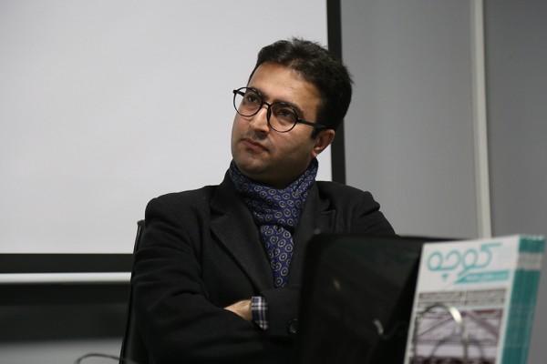 رونمایی اولین کوچه در طهران