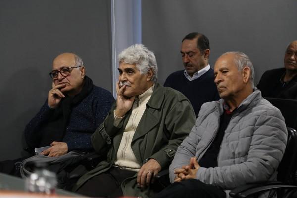 دیدار و گفتگو با غلامرضا امامی